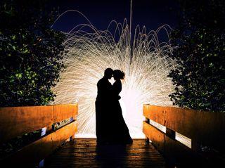 O casamento de Alexandra e Fabio