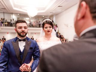 O casamento de Juliany e Wagner 1