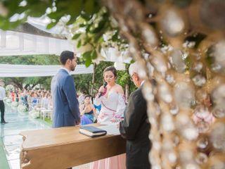 O casamento de Tatiana e Hugo Leonardo 3