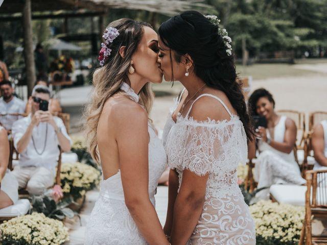 O casamento de Thais e Ellen