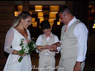 O casamento de Manu  e Nino  2