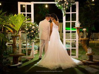 O casamento de Milka e Alexander