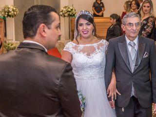 O casamento de Dayane e Márcio