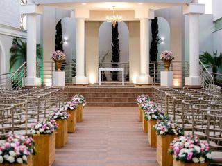 O casamento de Edeline e Thiago 1