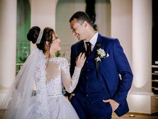 O casamento de Edeline e Thiago 3