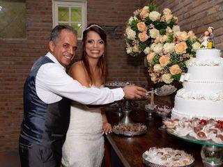 O casamento de Katia e Welton