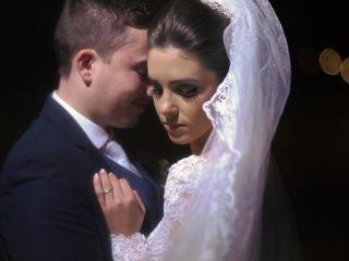 O casamento de Tailine e Leonardo