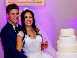 O casamento de Aimee e Christopher