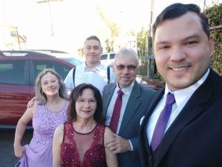 O casamento de Julia  e Welton 2