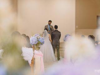 O casamento de Allan e Nanda