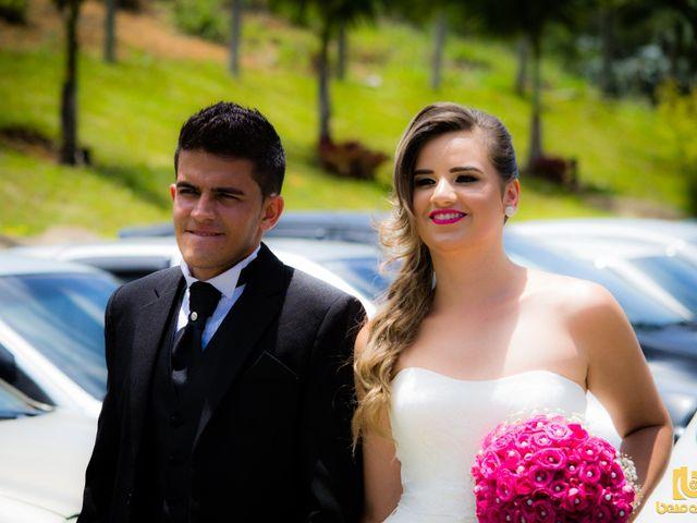 O casamento de Mateus e Joyce em Bom Jardim, Rio de Janeiro 1