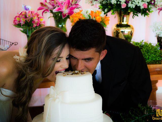 O casamento de Mateus e Joyce em Bom Jardim, Rio de Janeiro 2