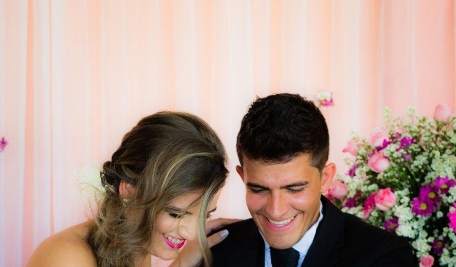 O casamento de Mateus e Joyce em Bom Jardim, Rio de Janeiro