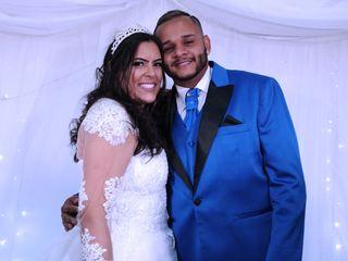 O casamento de Luan e Paloma