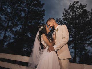 O casamento de Katiane e Rogério