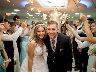 O casamento de Mayara e Alison