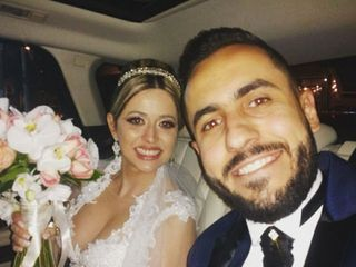 O casamento de Thiago e Natália