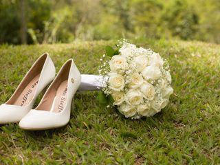O casamento de Viviane e Leandro 3