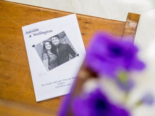 O casamento de Adeilda e Wellington 3