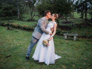 O casamento de Fernanda  e Martin