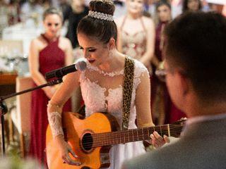 O casamento de Fernanda  e Martin  2