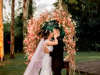O casamento de Milena e Wellington