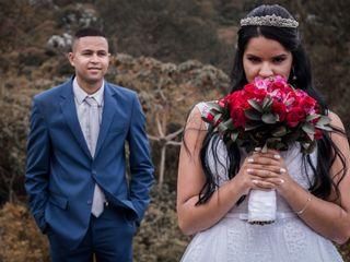 O casamento de Karoline e Fernando