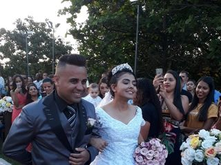 O casamento de Deise Martins  e Everton Alves  1