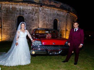 O casamento de Helio e Juliana