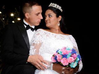 O casamento de Raiene e Marcelo
