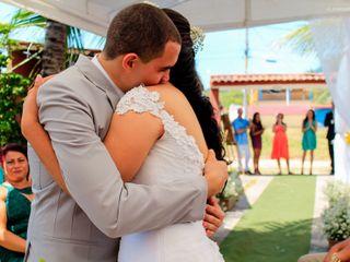 O casamento de Giuliane e Thiago 3