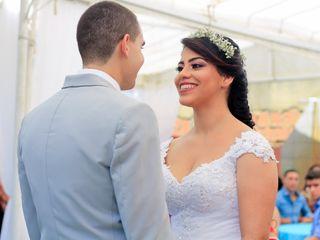 O casamento de Giuliane e Thiago