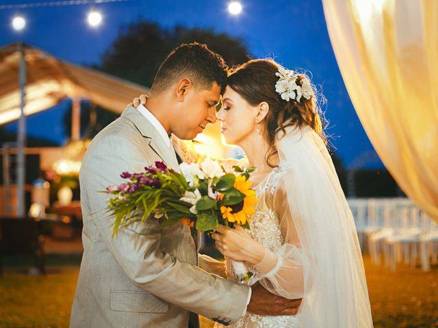 O casamento de Luana e Antônio