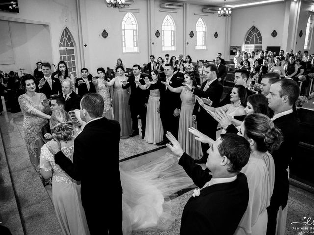 O casamento de Luiz Felipe  e Larissa em Foz do Iguaçu, Paraná 6