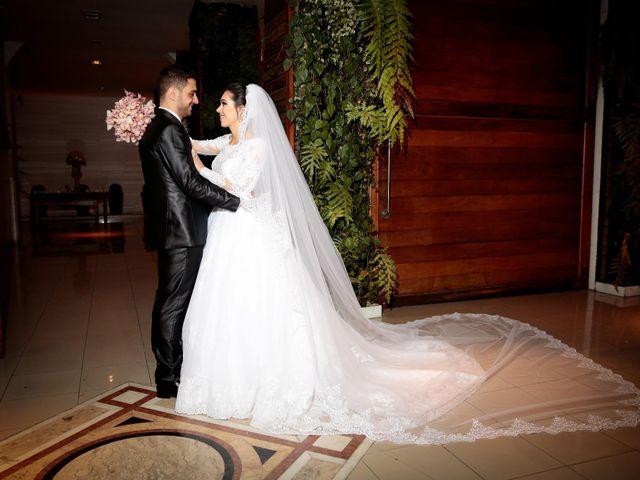 O casamento de Mariana e Julio