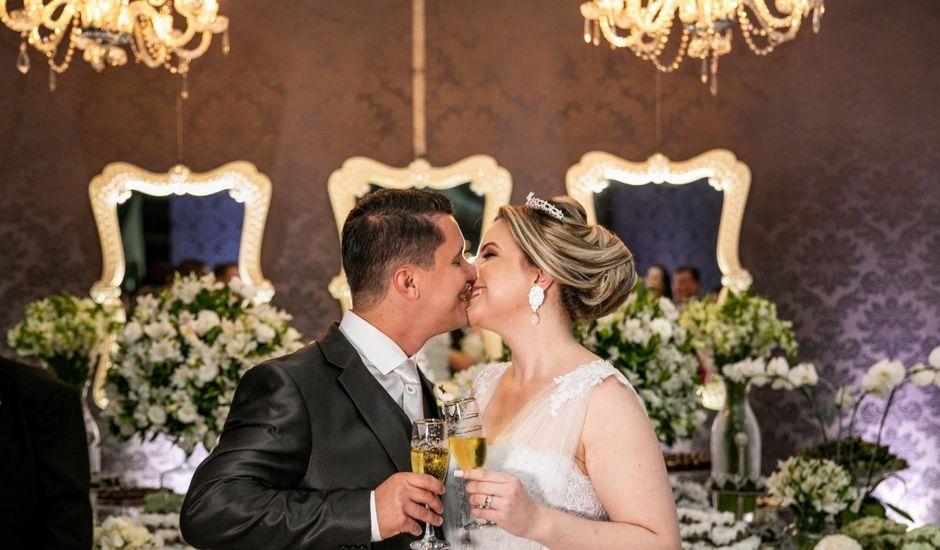 O casamento de Luiz Felipe  e Larissa em Foz do Iguaçu, Paraná