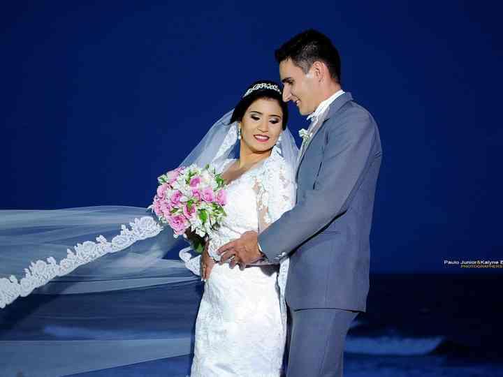 O casamento de Mayara e Osmar