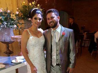 O casamento de Daiene e Jandir 1