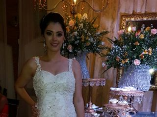 O casamento de Daiene e Jandir 2