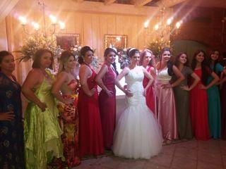 O casamento de Daiene e Jandir 3