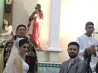 O casamento de Daiene e Jandir