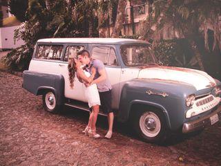 O casamento de Graziella e Thiago 1