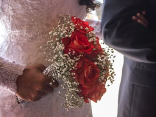 O casamento de Thalita Nayeli Andrade e Abner Andrade 3