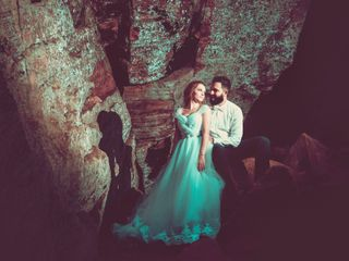 O casamento de Nathany e Daniel