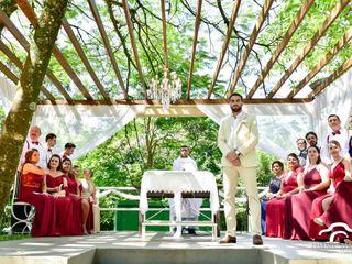 O casamento de Amanda e Fabio 1