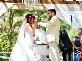 O casamento de Amanda e Fabio 2
