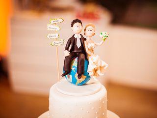 O casamento de Ruthe e Alexis 1