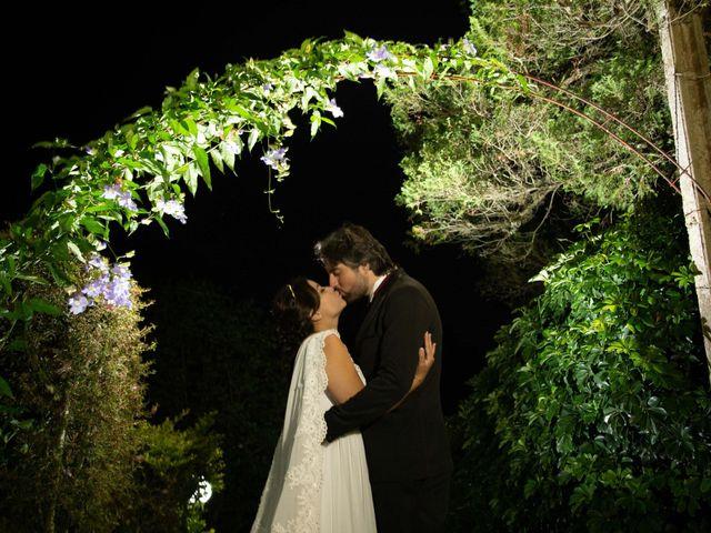 O casamento de Viviane e Alexandre