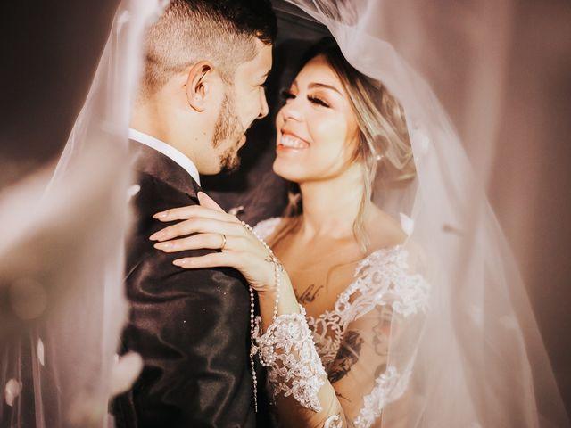 O casamento de Isadora e Hamilton