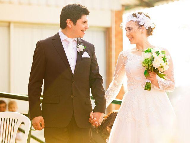 O casamento de Ruthe e Alexis